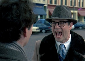 Ned Ryerson in Groundhog Day.