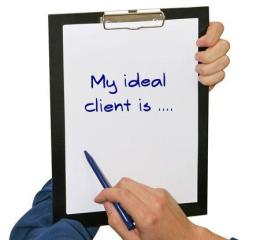 My ideal client is...