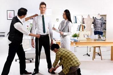 Tailoring.