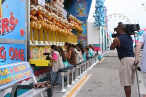 The Nassau Coliseum Fair.